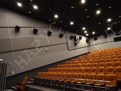 Освещение кинотеатра