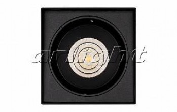 Светильник SP-CUBUS-S100x100BK-11W White 40deg