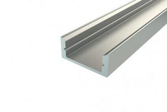 Профиль накладной алюминиевый LC-LP-0716-2 Anod, 2м