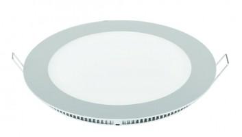 Ультратонкий светодиодный светильник потолочный 6Вт 120/105мм 4000К