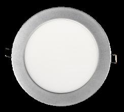 Ультратонкий светодиодный светильник потолочный 24Вт 300/285 мм 4000К