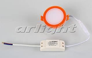Светодиодная панель LTD-80SOL-R-5W Warm White