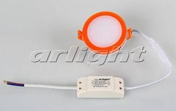 Светодиодная панель LTD-80SOL-R-5W Day White
