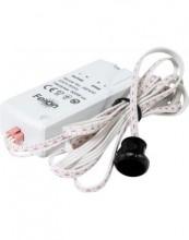 Датчик движения руки 230V 500W 5-8см 30° белый с 1.5м кабелем SEN30