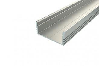Профиль накладной  алюминиевый LC-LP-1228-2 Anod