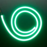 Лента Гибкий Неон 12*5мм 120-9.6Вт 12ВIP67-B блистер 5м, зеленый