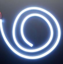 Лента Гибкий Неон 12*5мм 120-9.6Вт 12ВIP67-B блистер 5м, белый