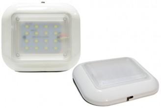 Светодиодный светильник ЖКХ Медуза 6Вт W