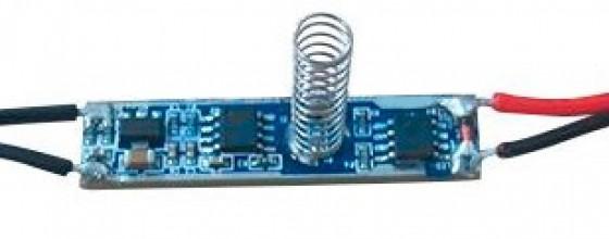 Микродиммер SMART-D13-H20-DIM (12-24V, 1x3A, Sens) (ARL, IP20 Пластик, 5 лет)