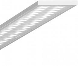 Светодиодный светильник Офисный 50Вт Geniled ЛПО 1200х180 5000К Микропризма