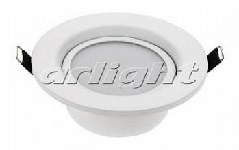 Светодиодный светильник LTD-80WH 9W Warm White 120deg
