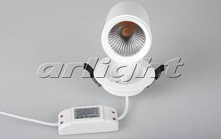 Светильник LGD-678WH-9W Warm White 25deg