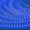 Лента RT 2-5000 24V Blue 5mm 2x (3528, 600 LED, LUX)