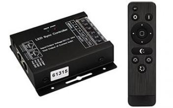 Контроллер VT-S20-3x4A WiFi (12-24V, ПДУ Стик 12кн, RF)