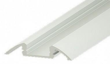 Профиль алюминиевый для порогов LC-LPP-0636-2 Anod, 2м