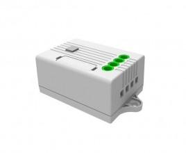R+C NR Кинетик контроллер 1х5А(один канал) 160м (память на 10 выкл.) ERC302 IP20