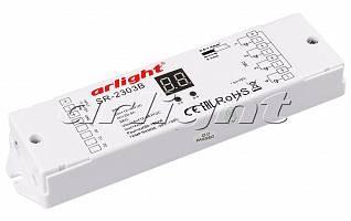 Диммер DALI SR-2303B (12-36V, 240-720W, 4 адреса)