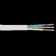 Кабель ПУГНП 3*2,5 ТУ белый 100м