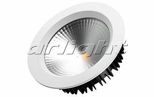 Светодиодный светильник LTD-187WH-FROST-21W White 110deg
