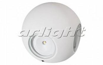 Светильник LGD-Wall-Orb-4WH-8W Warm White