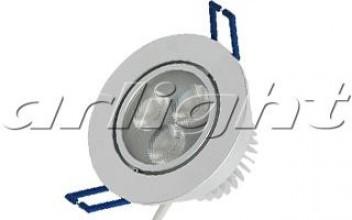 Светильник IM-85A Warm White (3x3W, 220V)