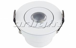 Светодиодный светильник LTM-R52WH 3W White 30deg