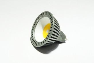 Светодиодная лампа GU5.3 12V Теплый белый