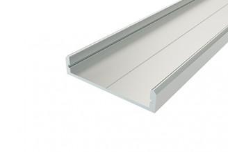 Профиль накладной алюминиевый LC-LP-0733-2 Anod