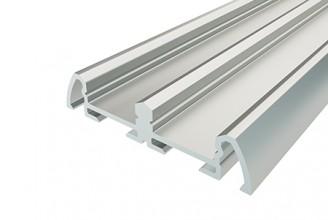 Профиль алюминиевый двойной LC-LP-0942-2 Anod 2000м