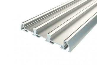 Профиль алюминиевый тройной LC-LP-0959-2 Anod 2000м