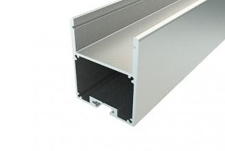 Профиль накладной алюминиевый LC-LP-4034-2 Anod.