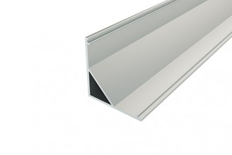 Профиль угловой алюминиевый LC-LPU-3030 2000