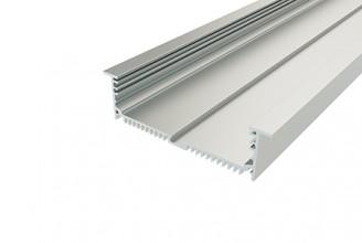 Профиль врезной алюминиевый LC-LPV-32120-2 Anod