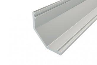Профиль угловой алюминиевый LC-LSU-1616 2