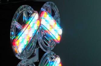 Светодиодный светильник X-RAY РАДУГА