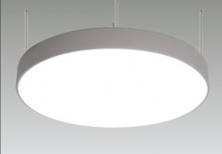 Светодиодный светильник круг серии RING F Standart (пластиковые боковины)
