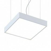 Светодиодный светильник квадратный серии Quadro