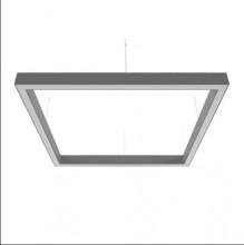 Светодиодный светильник квадратный серии Quadro C STANDARD
