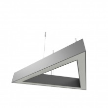 Светодиодный светильник треугольный серии RIO STANDARD