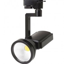 Светодиодный трековый светильник PRAG-7 7Вт 4200К Черный