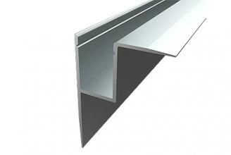 Профиль накладной алюминиевый LC-NKU-4532-2