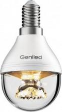 Светодиодная лампа Geniled E14 G45 8W 2700К,4200К линза