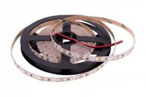 Лента светодиодная Белая-теплая 12В SMD 3528 120led 9,6Вт 3000К IP33 LS