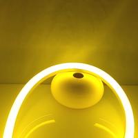 Лента Гибкий Неон 12*5мм 120-9.6Вт 12ВIP67-B блистер 5м, желтый