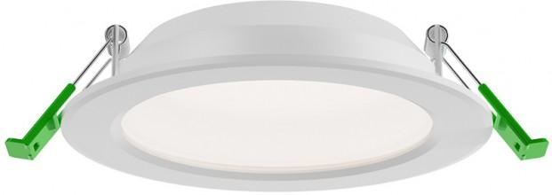 Встраиваемый потолочный светодиодный светильник Geniled Сейлинг 20W 2700K IP 54