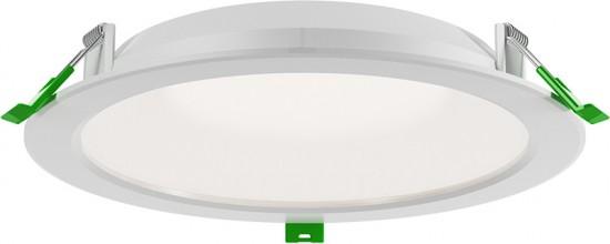 Встраиваемый потолочный светодиодный светильник Geniled Сейлинг 30W 4500K IP54
