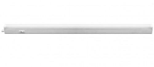 Линейный светодиодный LED светильник 16W 4000K 1172мм с датчиком движения