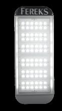 Уличный светодиодный светильник ДКУ 01-165-50-Ш