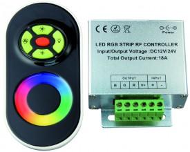 Контроллер LN-RF5B-Sens Black/White (12-24V,216-432)