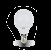 Лампа светодиодная шар LED-P45 5,5Вт 220В Е14 400Лм
